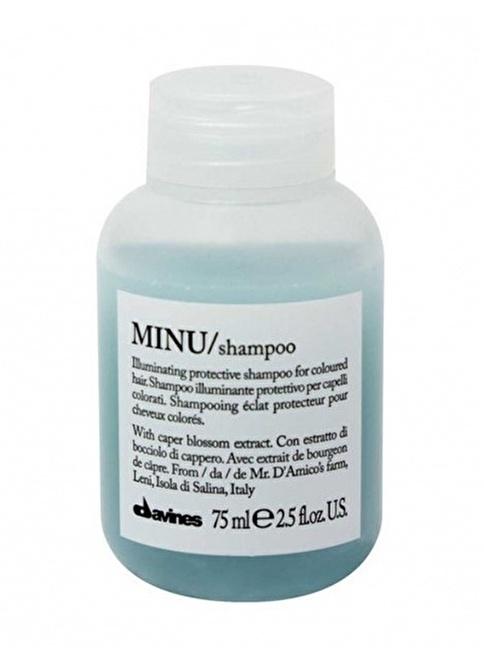 Davines Şampuan Minu Boyalı Saç 75 Ml Renksiz